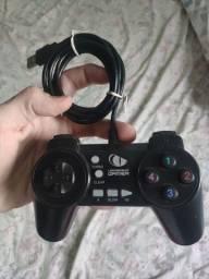 Controle Leadership gamer USB