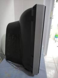 Vendo Tv de Tubo LG 21 polegadas, e Ventilador Britânia