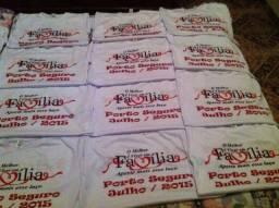 Para sua festa camisetas personalizadas com sua arte *