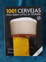Livro 1001 cervejas antes de morrer