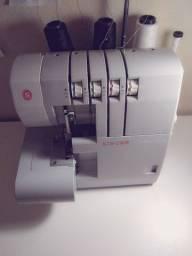 Máquina de costura overloque 2021