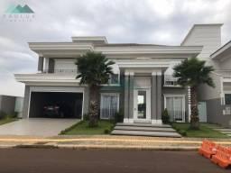 Sobrado com 5 dormitórios à venda, 546 m² por R$ 3.900.000,00 - Condomínio Residencial Par