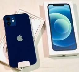 Vende-se iPhone 12 de 64gb blue