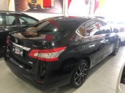 Nissan Sentra Unique com GNV 2016
