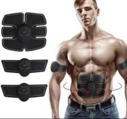 Estimulador e Tonificador Muscular Abdômen e Braços (entrega gratis)