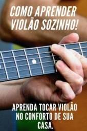 Curso de Violão online ao vivo no Mandaqui