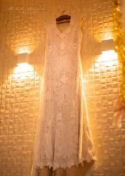 Vestido de noiva Renascença