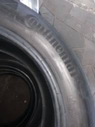 Conjunto de pneus run flat