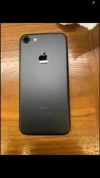 iPhone 7 preto (bem conservado)