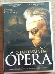 DVD O fantasma da ópera