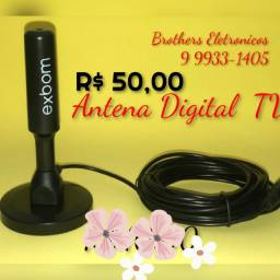 Antena Digital para Televisao.