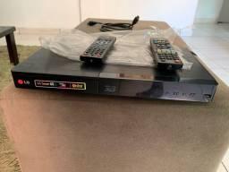 Blu-ray 3D LG smart TV em ótimo estado