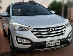 Hyundai Santa Fé 3.3 V6 2015 Top de Linha