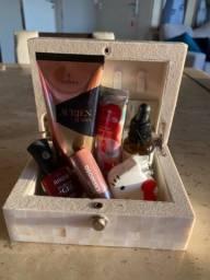 Título do anúncio: Kit de maquiagem e skin care