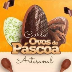 CURSO DE OVOS DE PASCOA ARTEZANAL