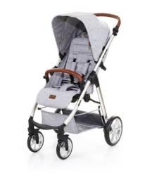 Vende carrinho de bebe ABC design