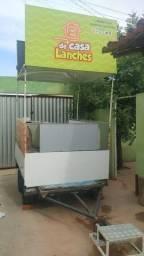 Trailer Reboque Food Truck