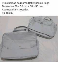 Conjunto de 2 malas Baby Classic Bags