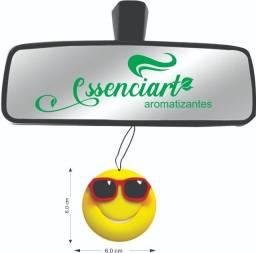 Aromatizante Personalizado com sua marca (Brindes) Marketing Olfativo