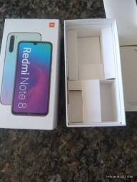 Caixa do redmi 8