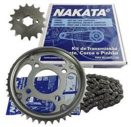 Kit Relação Titan 150/ Fan 150 Nakata