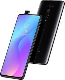 Smartphone Xiaomi Mi 9T Dual Sim 64 GB preto-carvão 6 GB Ram