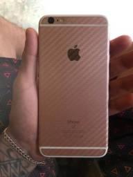 iPhone 6s Plus rose leia
