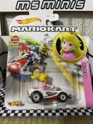 Hot Wheels Mário Kart Peach