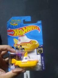 Coleção Hot Wheels The Beatles Yellow Submarine
