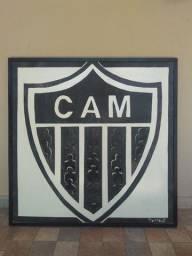 Quadro Atlético Mineiro