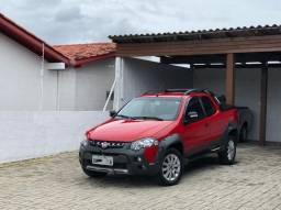Fiat Strada locker 1.8 Adventure CD 2015 - Bem novinha