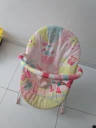 Cadeira mastela vibratória