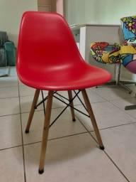 Cadeira Eiffel Vermelha
