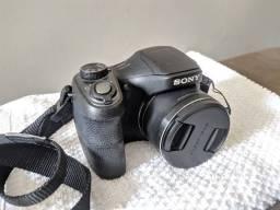 Câmera Sony TROCO por BICICLETA feminina