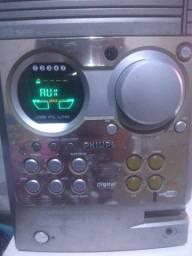 Rádio Som USB PC Link