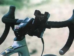 Suporte De Guidão Universal Para Bike, Motos, Gps, Celular