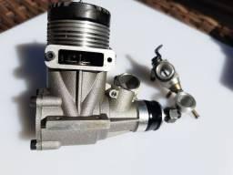 Aeromodelo motor ROSSI  45