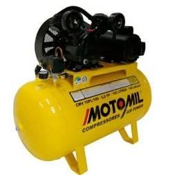 Compressor Air Power CMV 10PL monofásico 100litros