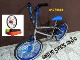 sua bicicleta de cara nova