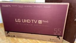 LG Smart tv, 55?