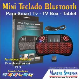 Mini Teclado Keyboard Sem Fio Wireless