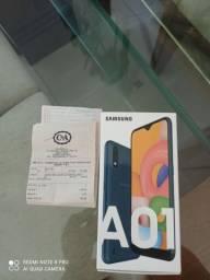 Samsung 01 zero na caixa