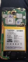 Placa  e bateria do alcatel a2 xl 8050j