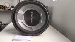 """Alto falantes sub 12 """" pioneer 350w rms #nfvendas 2021"""