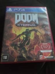 Doom Eternal PS4 - só trocas