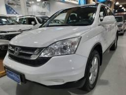 Honda CRV LX 2.0 Branca 2011 (Automática + Excelente km