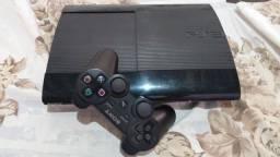 PS3 super slim . 11 jogos originais. Top