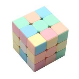 Cubo Mágico Profissional Moyu Cube Macarons 3x3