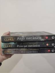Livros - As Peças Infernais - Cassandra Clare