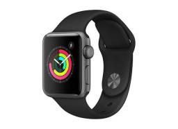 Loja de física. Apple Watch série 3 42mm novos lacrados cores garantia apple